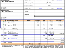 95 The Best Vat Invoice Format In Tally Download for Vat Invoice Format In Tally