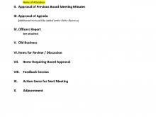95 Visiting Church Meeting Agenda Sample Template Formating with Church Meeting Agenda Sample Template