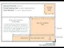 Postcard Format Usps