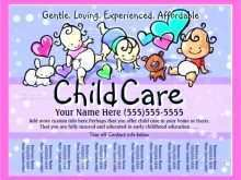 96 Babysitting Flyer Templates Free Formating with Babysitting Flyer Templates Free