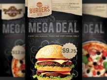 96 Best Burger Promotion Flyer Template in Word with Burger Promotion Flyer Template