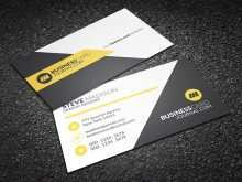 96 Best Clean Business Card Template Free Download in Photoshop by Clean Business Card Template Free Download
