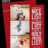 96 Blank Selfie Christmas Card Template Templates with Selfie Christmas Card Template