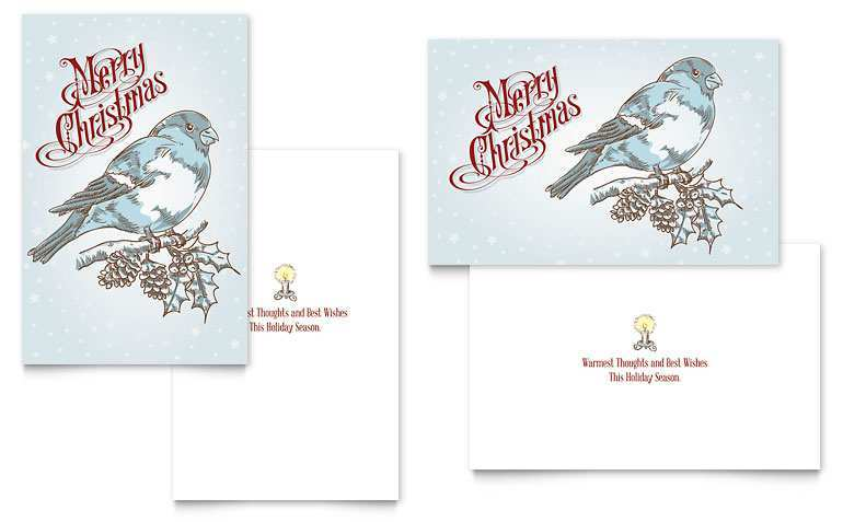 96 Create Christmas Greeting Card Template Word For Free with Christmas Greeting Card Template Word