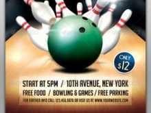 96 Creative Bowling Fundraiser Flyer Template Download for Bowling Fundraiser Flyer Template