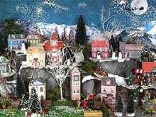 96 Customize Christmas Card House Template Formating with Christmas Card House Template