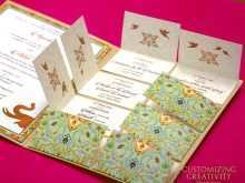 Unique Wedding Card Templates