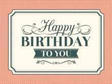 96 Free Birthday Card Template Ai For Free by Birthday Card Template Ai