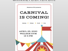 96 Free School Carnival Flyer Template Now by School Carnival Flyer Template