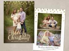 96 Online Selfie Christmas Card Template in Photoshop for Selfie Christmas Card Template