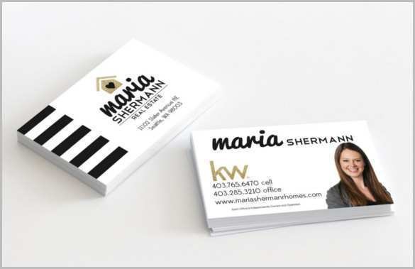 96 Report Business Card Templates Real Estate Layouts with Business Card Templates Real Estate