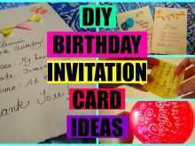 Invitation Card Message Format