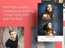 96 The Best Free Z Card Template For Models for Ms Word with Free Z Card Template For Models