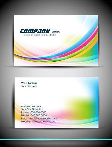 96 Visiting Adobe Illustrator Business Card Template Download Templates with Adobe Illustrator Business Card Template Download
