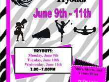 97 Adding Cheer Camp Flyer Template Photo by Cheer Camp Flyer Template