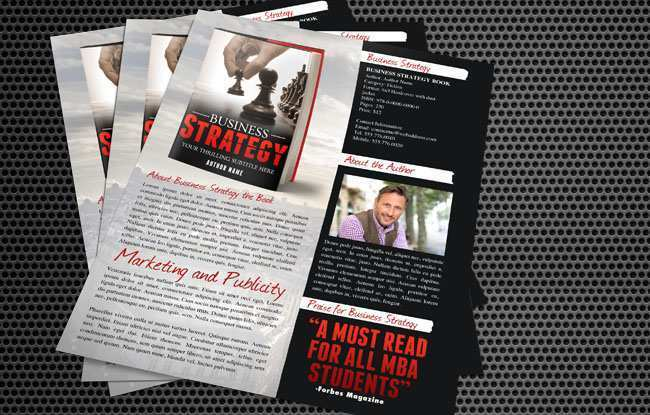 97 Best Book Launch Flyer Template With Stunning Design for Book Launch Flyer Template