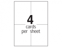 97 Best Card Template 4 Per Page Download by Card Template 4 Per Page
