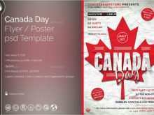 97 Blank Canada Day Flyer Template in Photoshop with Canada Day Flyer Template