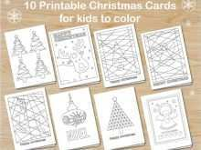 97 Blank Christmas Card Colouring Templates Free Maker with Christmas Card Colouring Templates Free