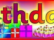 97 Create Birthday Card Template Sparklebox Layouts by Birthday Card Template Sparklebox