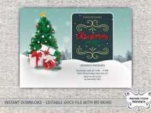 97 Create Christmas Card Template Docx Layouts for Christmas Card Template Docx