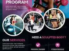 97 Create Fitness Boot Camp Flyer Template for Ms Word with Fitness Boot Camp Flyer Template