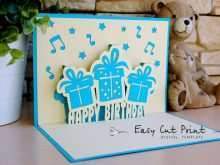 Birthday Card Template Cdr