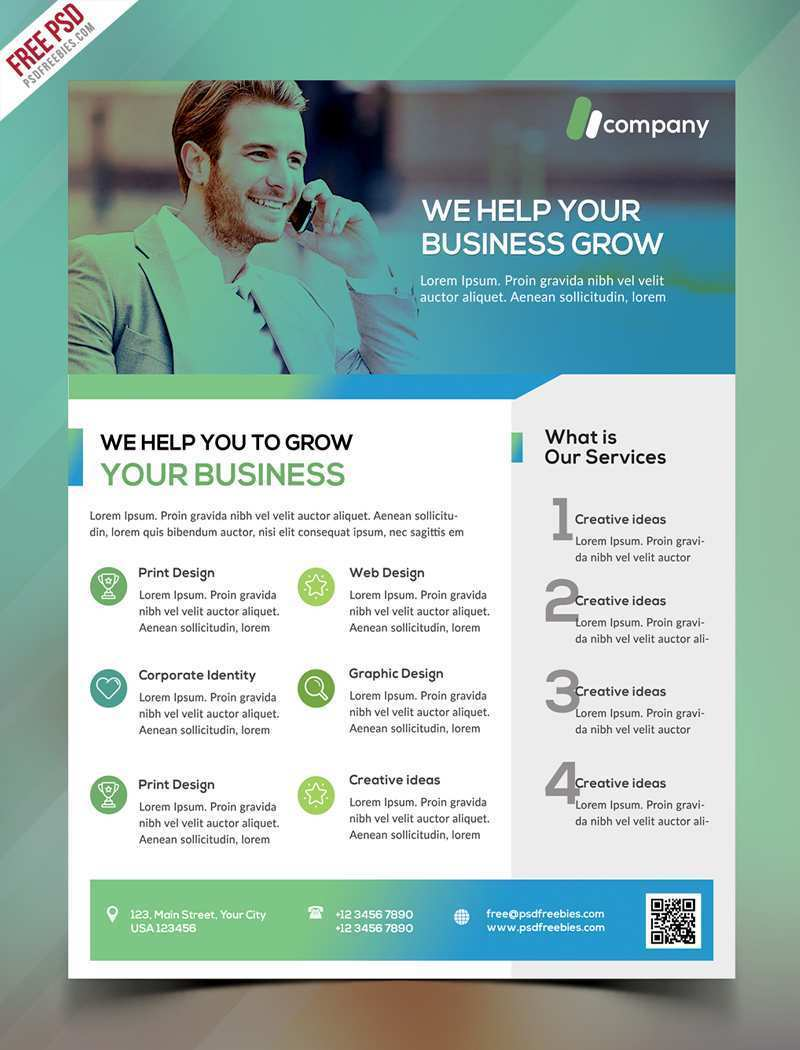 97 Creating Business Flyer Template Templates with Business Flyer Template