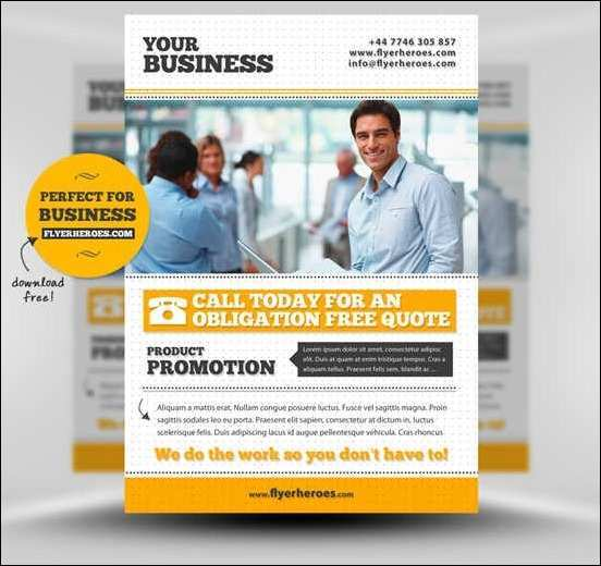 97 Creating Business Flyers Free Templates Now With Business Flyers Free Templates Cards Design Templates