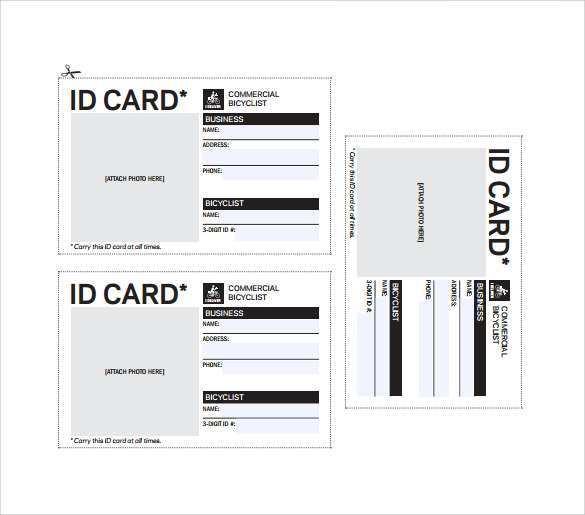 97 Creative Child Id Card Template Microsoft With Stunning Design by Child Id Card Template Microsoft