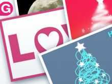 Christmas Card Templates Online Free