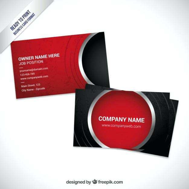 97 Customize 3D Business Card Template Free Download in Word by 3D Business Card Template Free Download