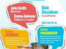Free Vbs Flyer Templates