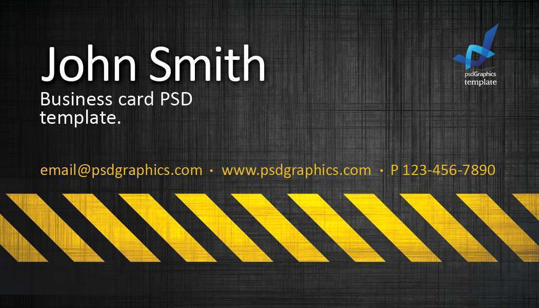97 Free Printable Business Card Templates Construction Download with Business Card Templates Construction