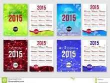 97 Online Calendar Flyer Template With Stunning Design with Calendar Flyer Template