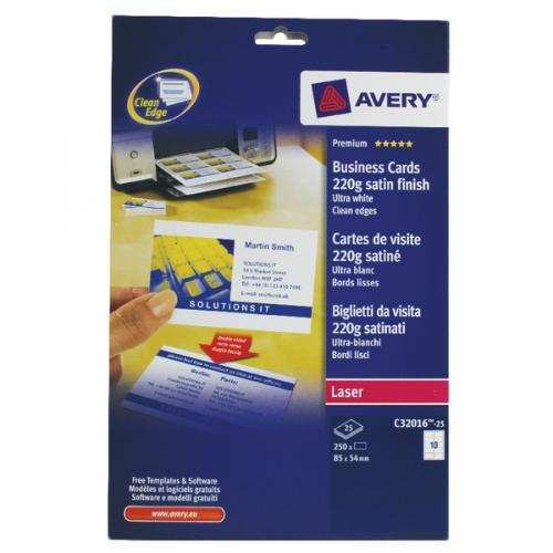 97 Standard Avery Business Card Template C32016 For Free by Avery Business Card Template C32016