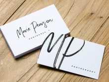 97 Standard Business Card Mockup Illustrator Free Maker with Business Card Mockup Illustrator Free
