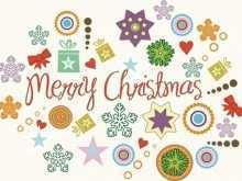 98 Adding Christmas Card Template Illustrator Free Now by Christmas Card Template Illustrator Free