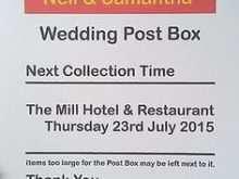 98 Blank Wedding Card Box Label Template PSD File for Wedding Card Box Label Template