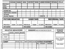98 Creating Production Shooting Schedule Template Now with Production Shooting Schedule Template