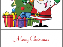 98 Creative Christmas Card Template Doc Formating by Christmas Card Template Doc