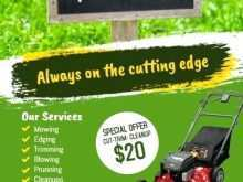 98 Creative Free Lawn Mowing Flyer Template in Word for Free Lawn Mowing Flyer Template