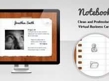 98 Customize Business Card Template Html for Ms Word by Business Card Template Html
