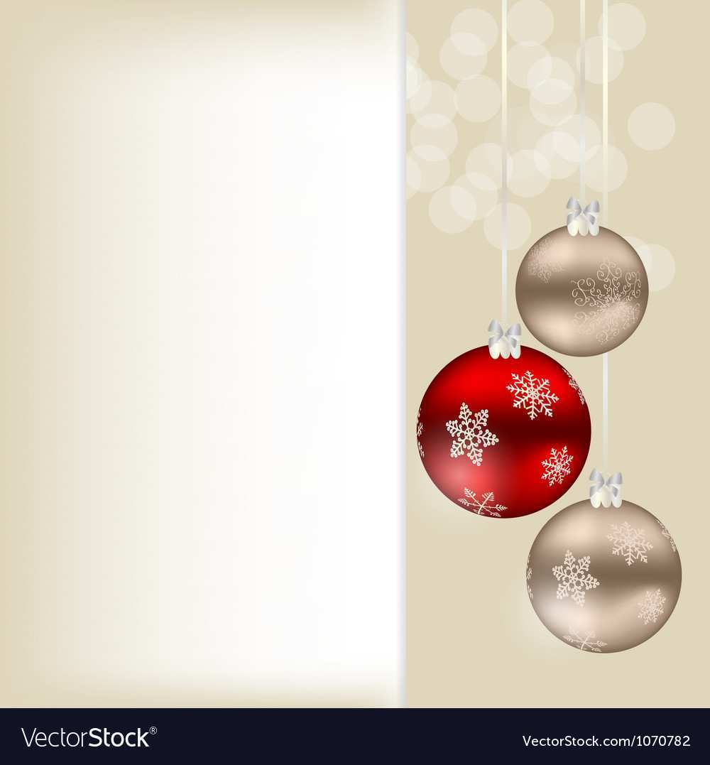 98 Customize Christmas Ornament Card Template in Photoshop by Christmas Ornament Card Template