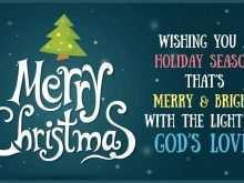 98 Customize Free Christmas Card Templates Religious Maker by Free Christmas Card Templates Religious