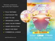 98 Customize Our Free Boat Party Flyer Template Psd Free PSD File for Boat Party Flyer Template Psd Free