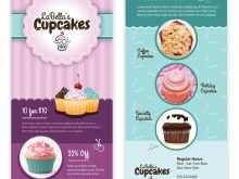 98 Customize Our Free Cupcake Flyer Template Layouts with Cupcake Flyer Template
