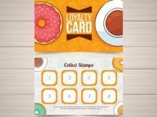 98 Free Coffee Loyalty Card Template Free Download Download with Coffee Loyalty Card Template Free Download