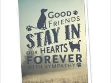 98 Free Sympathy Card Templates Word With Stunning Design with Sympathy Card Templates Word