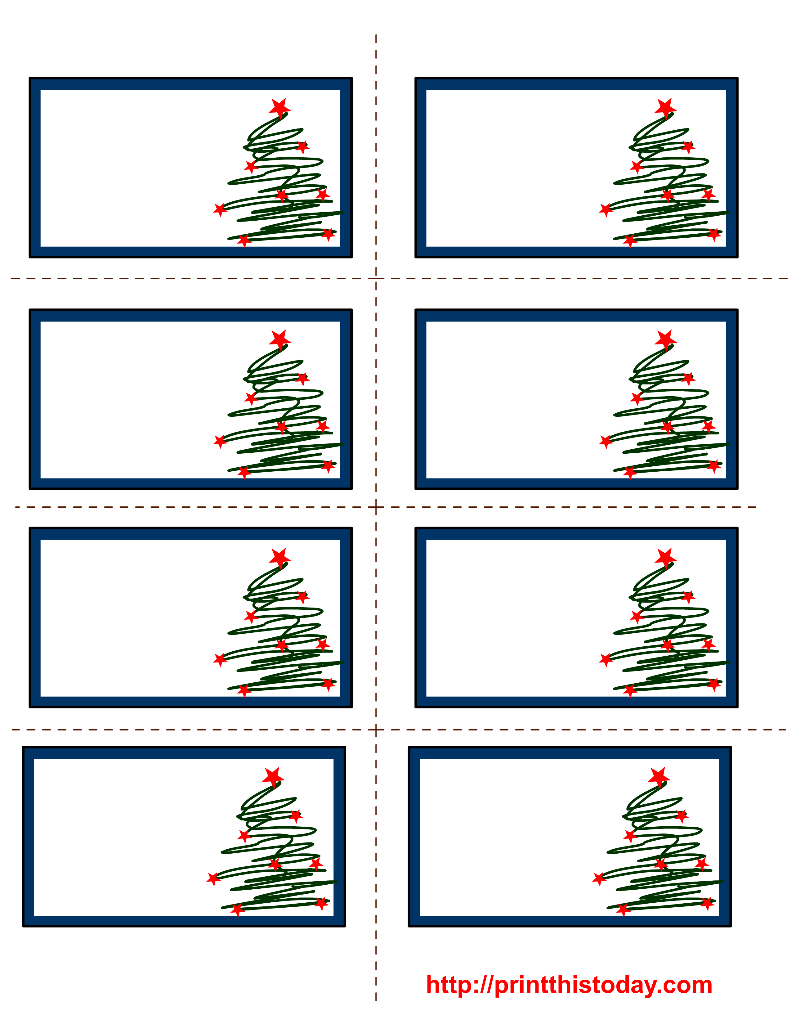 98 How To Create Christmas Card Tags Template Layouts with Christmas Card Tags Template